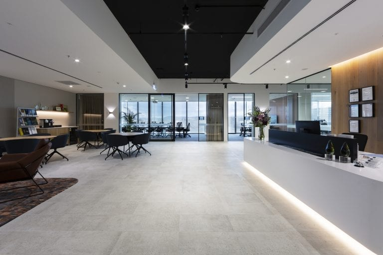 Bespoke fitouts with flexible floorplates