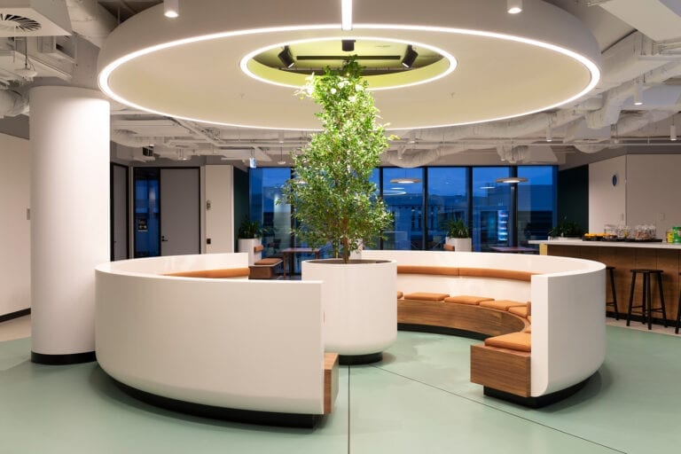 Create unique spaces that suit your organisation